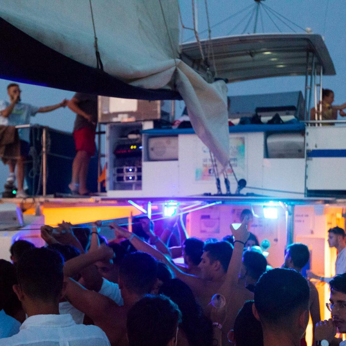 Boat Party in Lloret